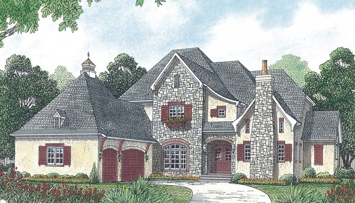 Delightful House Plans | Designer Favorites | Living Concepts House Plans
