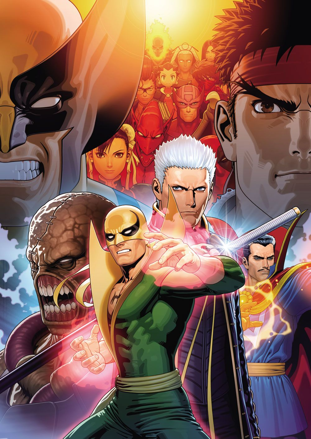 How To Get New Characters In Marvel Vs Capcom 3