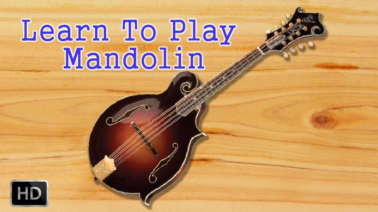 Learn to Play Mandolin Basic Lessons for Beginners