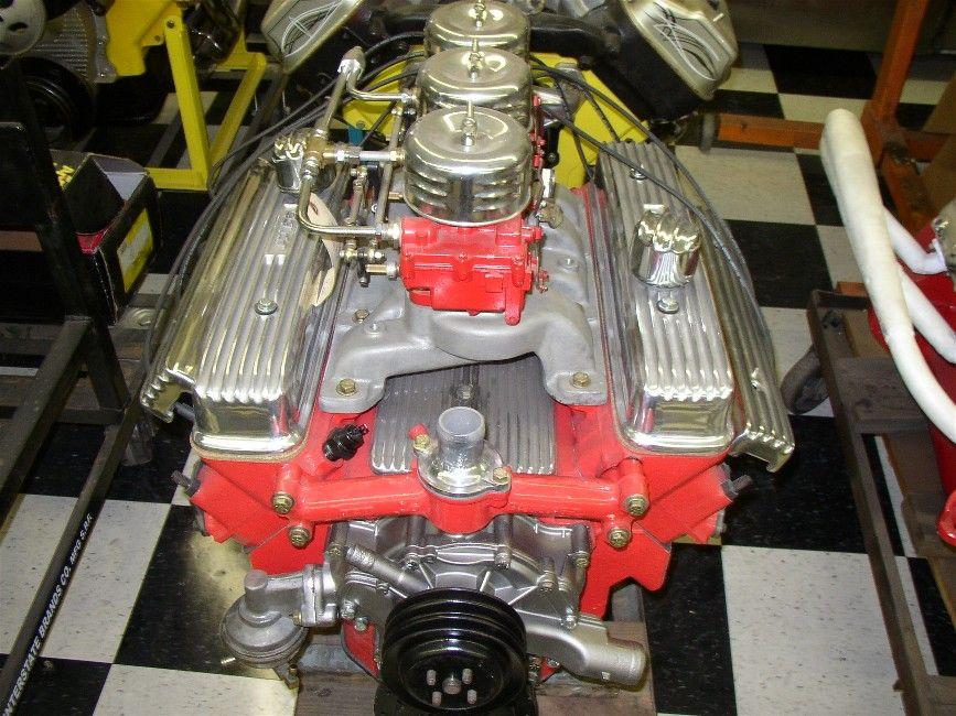 Buick nailhead 401 (courtesy q330 Buick