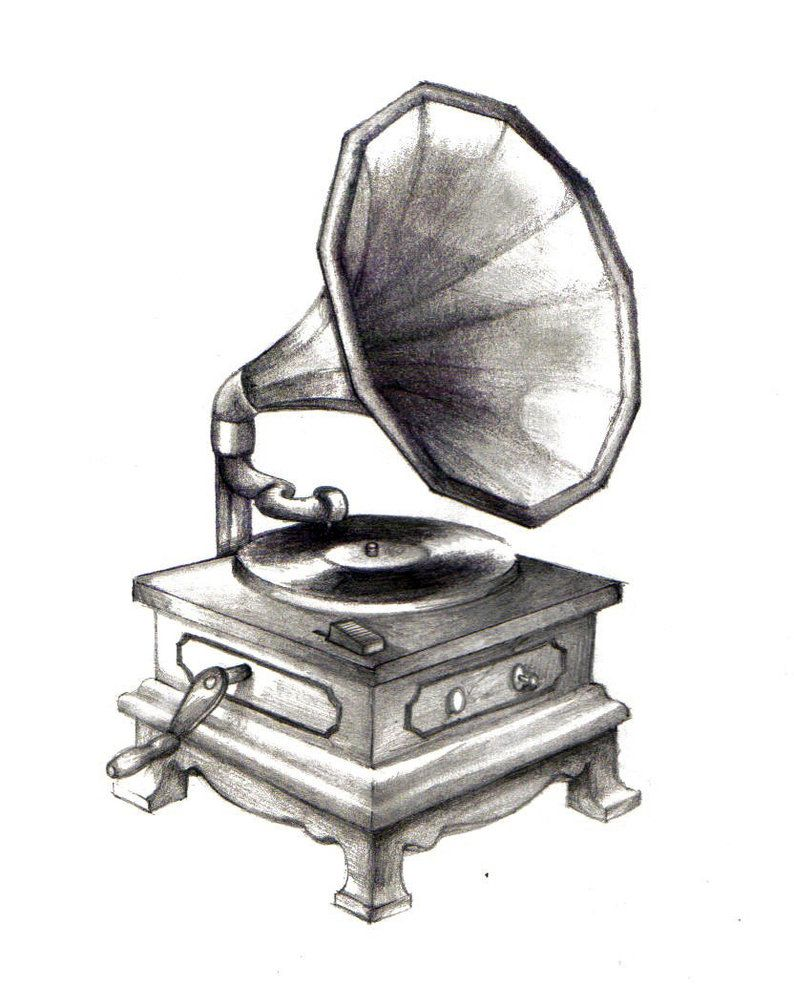 Pin By Seth Mobley On Ttts In 2019 Gramophone Tattoo