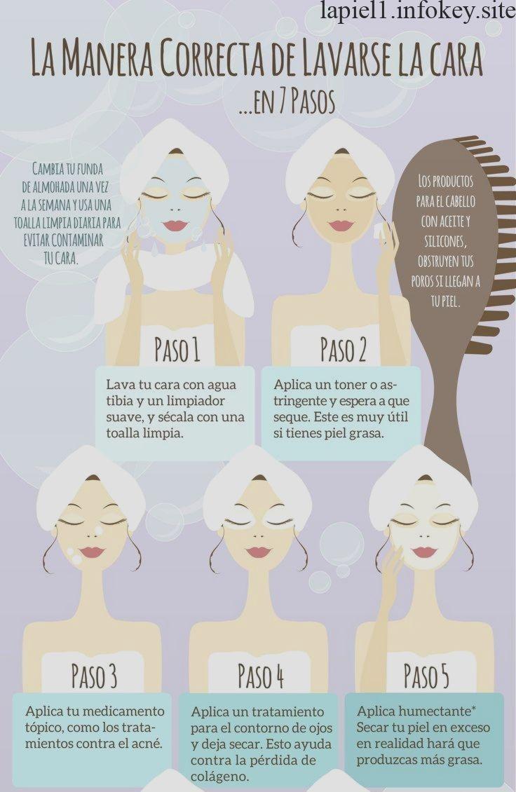 Pin On Cuidado De La Cara