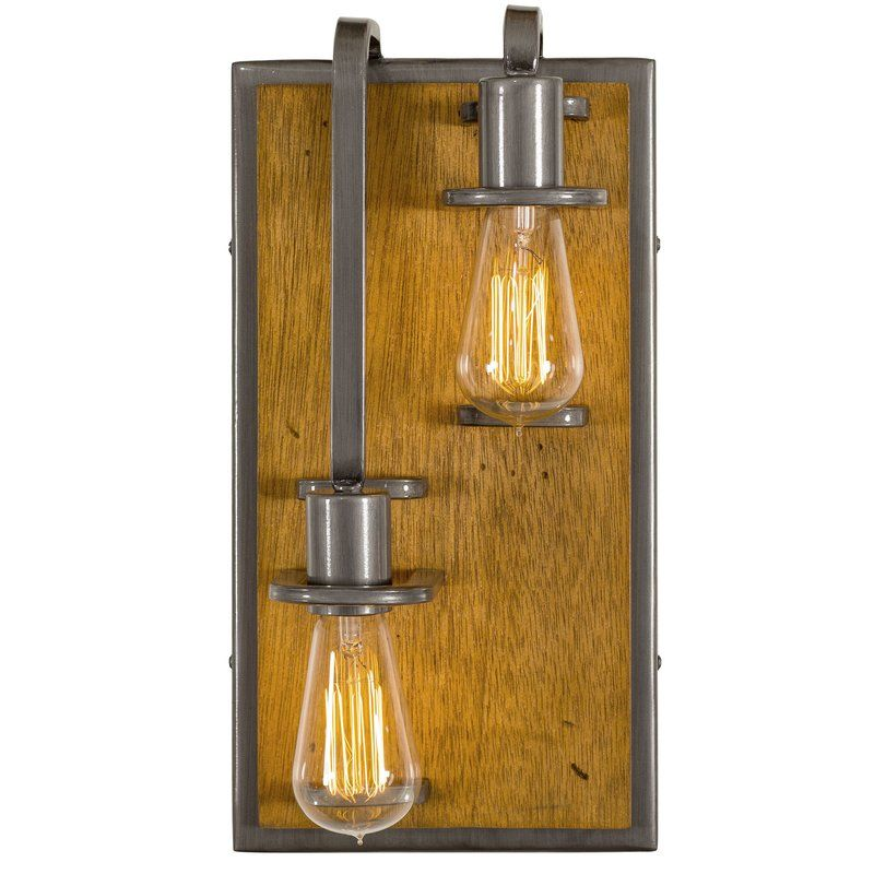 Blayze 2 Light Flush Mount Sconces Wall Sconces Wall Sconce Lighting
