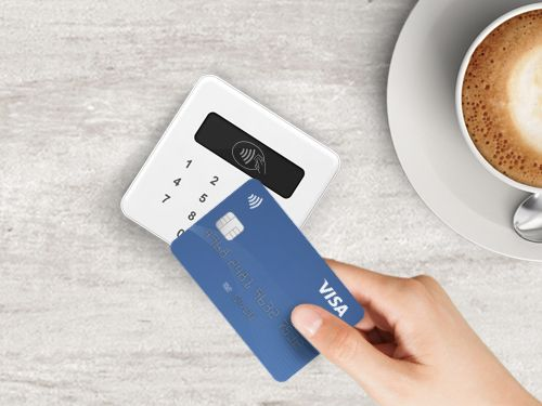 Accept Credit And Debit Cards On Your Iphone Ipad Or Android Mobile Device Smartphone Or Tablet Easy Secure And Afforda Card Machine Card Reader Debit Card