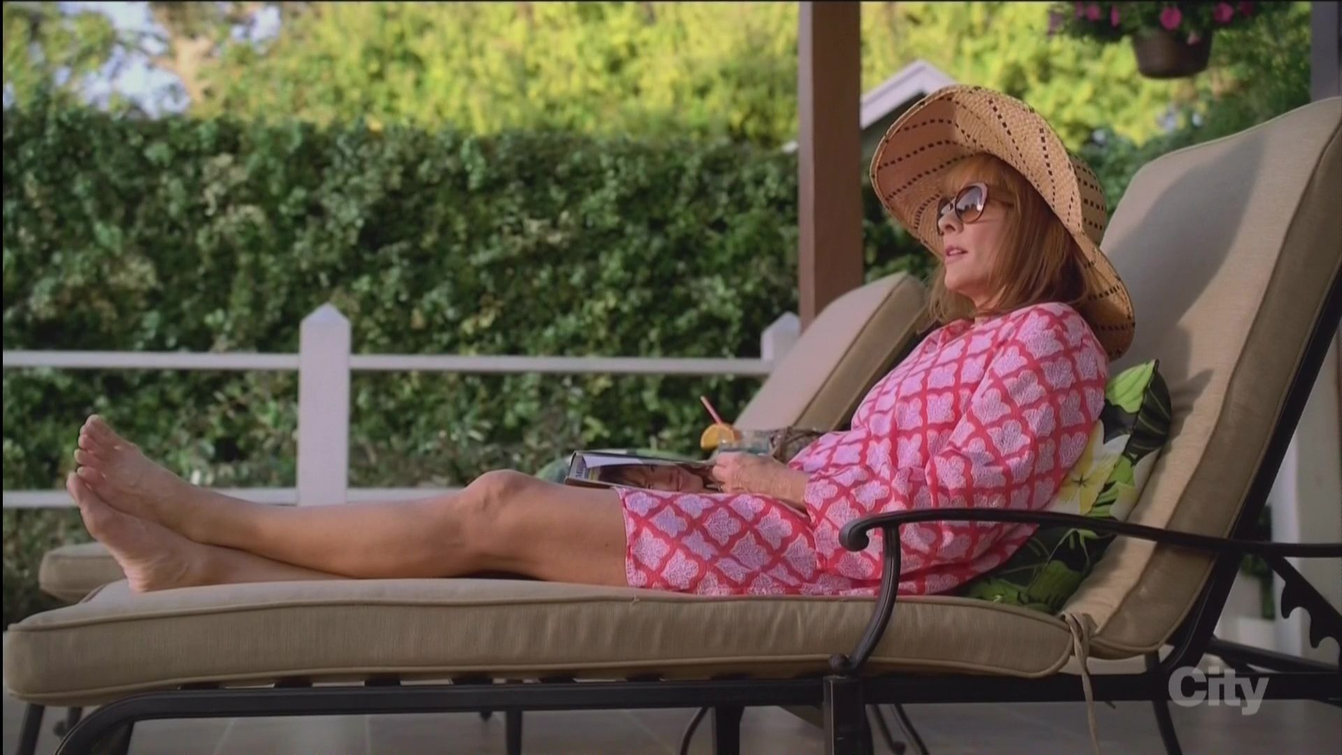Patricia Heaton Feet Thank You To Patricia For Showing