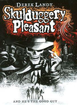 Skulduggery Pleasant - Paperback - 9780007241620 - Derek Landy