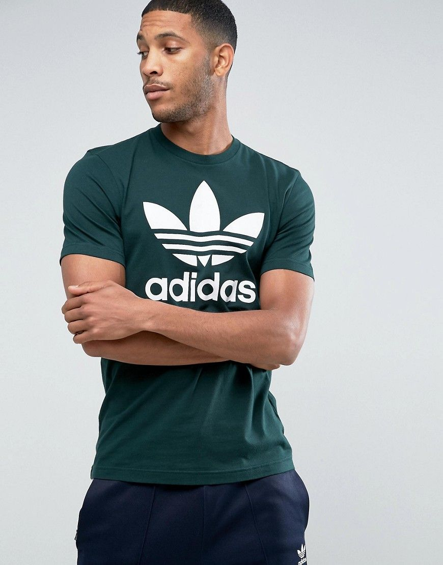 adidas Originals 'Trefoil' T shirt
