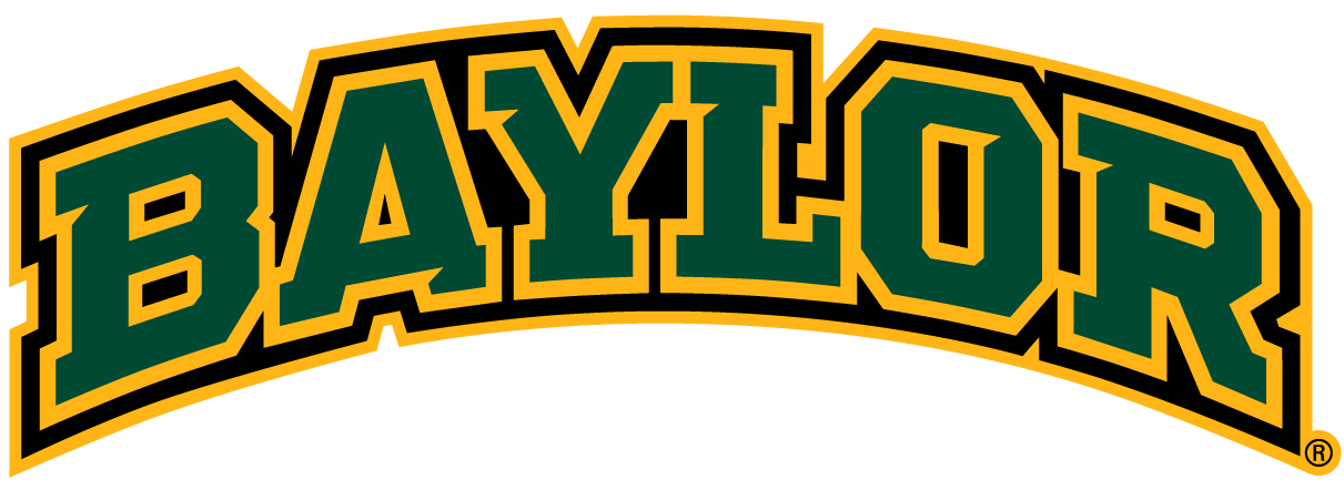 Baylor Bears Wordmark Logo Ncaa Division I A C Ncaa A C More Pins Like This One At Fosterginger Pinterest Baylor Football Baylor Bear Baylor