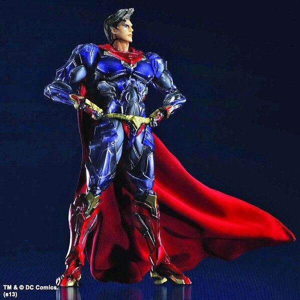 Play Arts Kai Superman 4