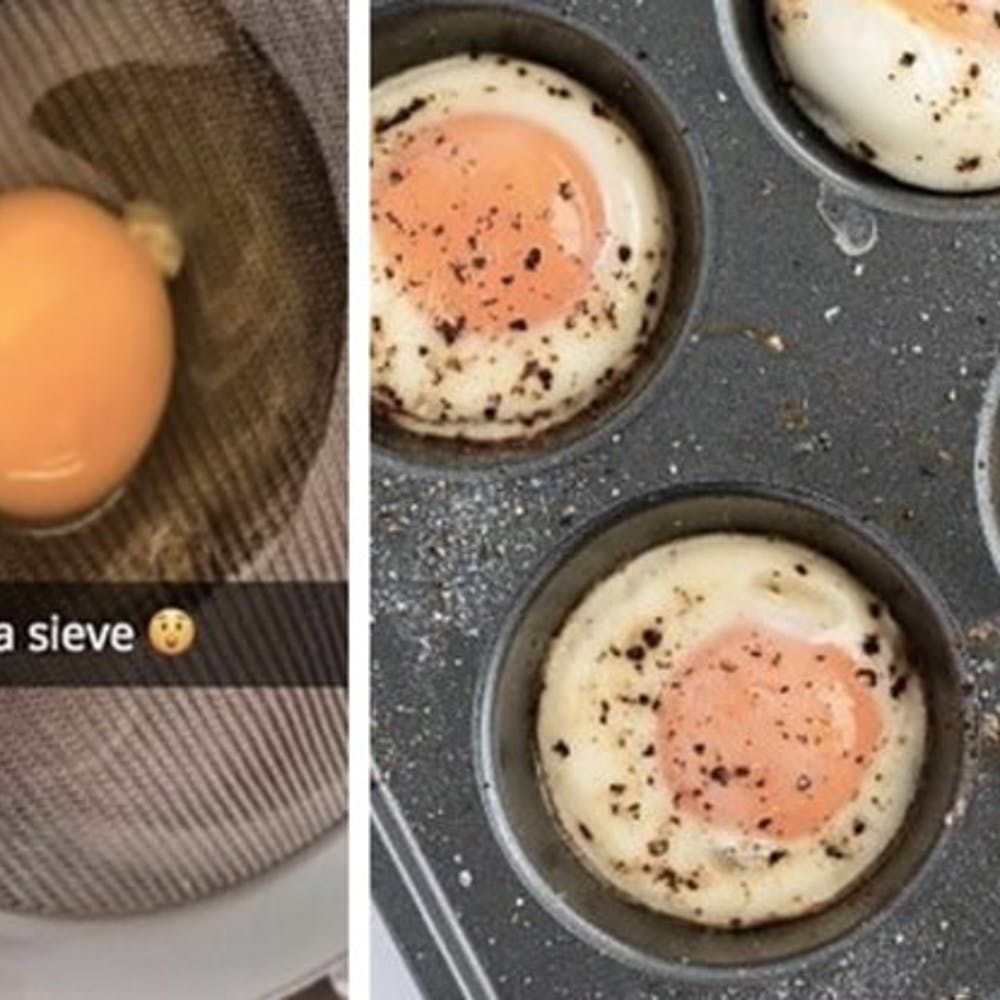 Genius Egg Cooking Hacks You'll Want To Try Immediately