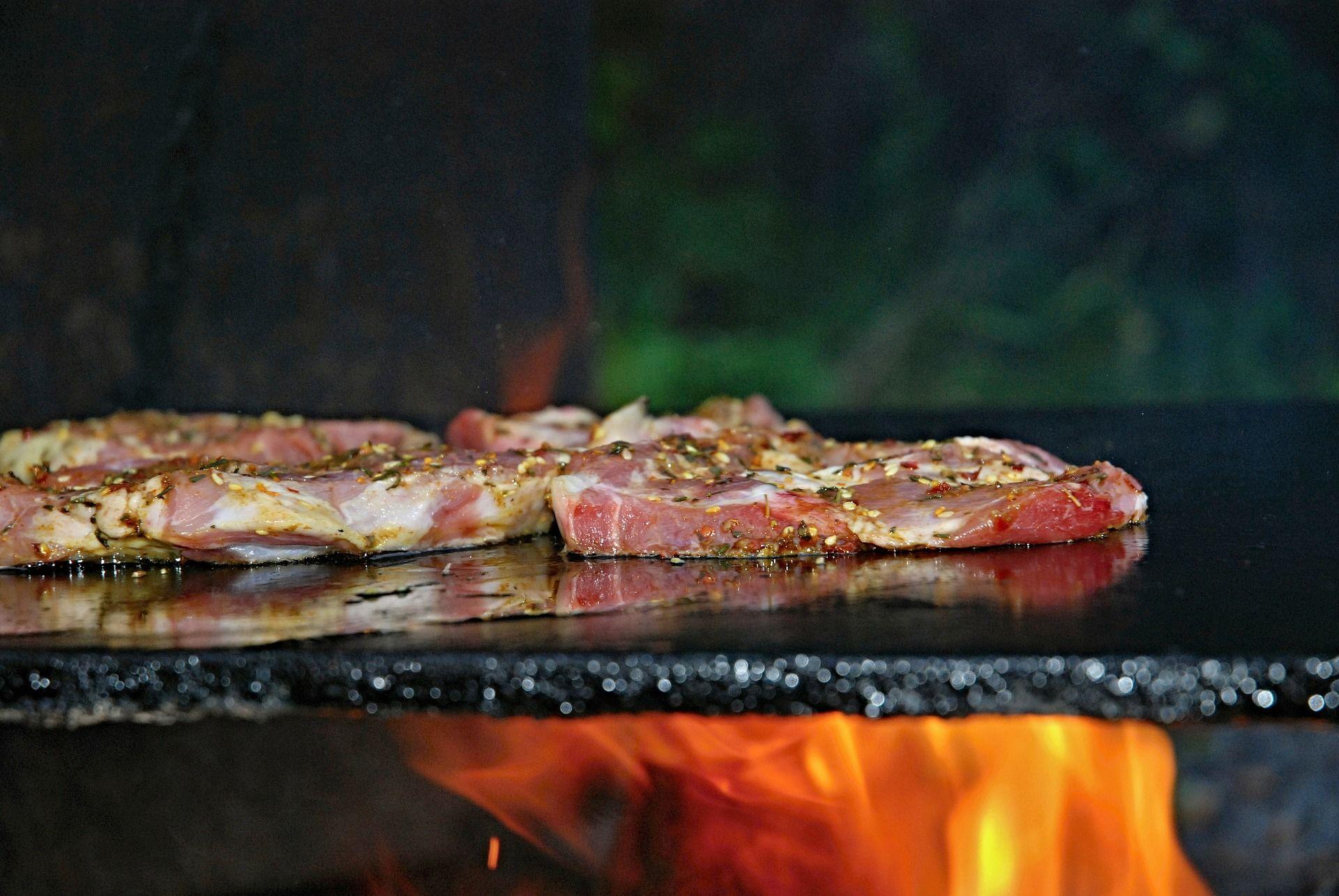 Bistecca aromatizzata con spezie