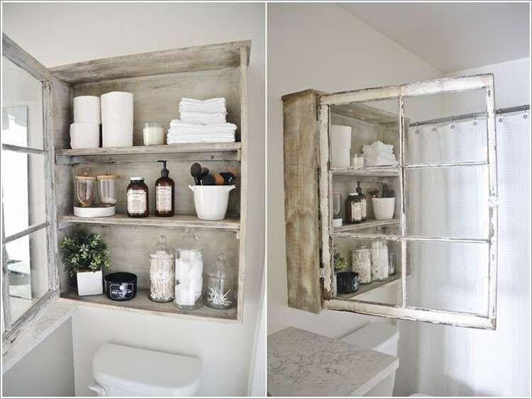Arredare il bagno in stile shabby chic - Mobile bagno shabby chic ...