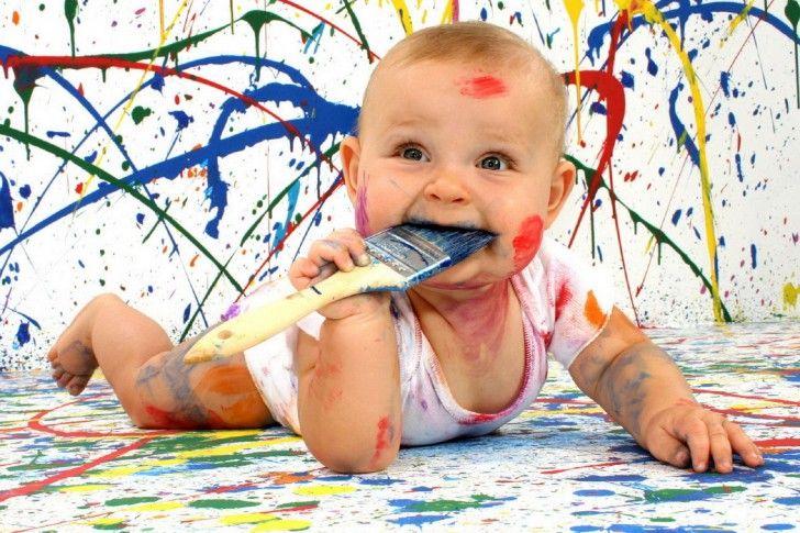 April Fools Day, April 1, Men, Paint, Child wallpapers