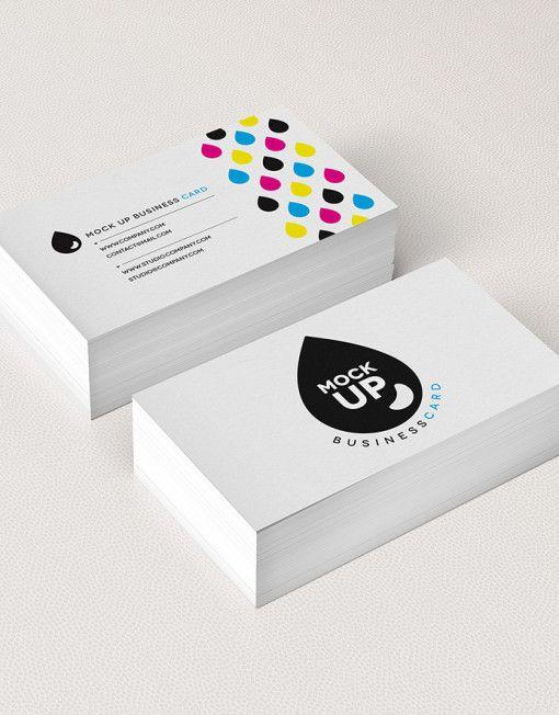 Design Und Drucken Visitenkarten Online Zusammen Mit Design