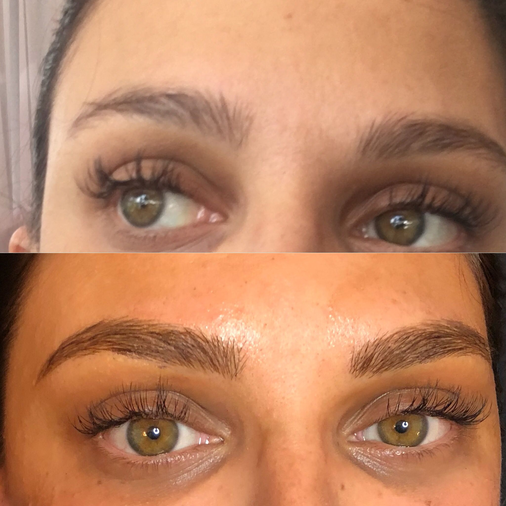 Image result for microblading eyebrows review powder room