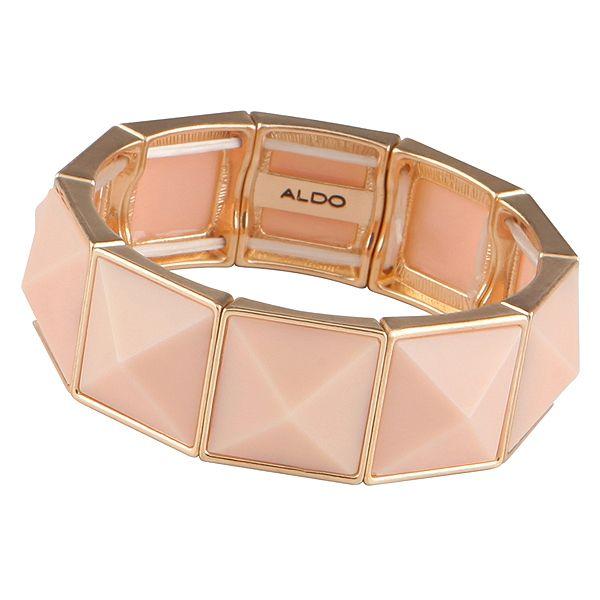 Light Pink Okeson Bracelet #bracelet