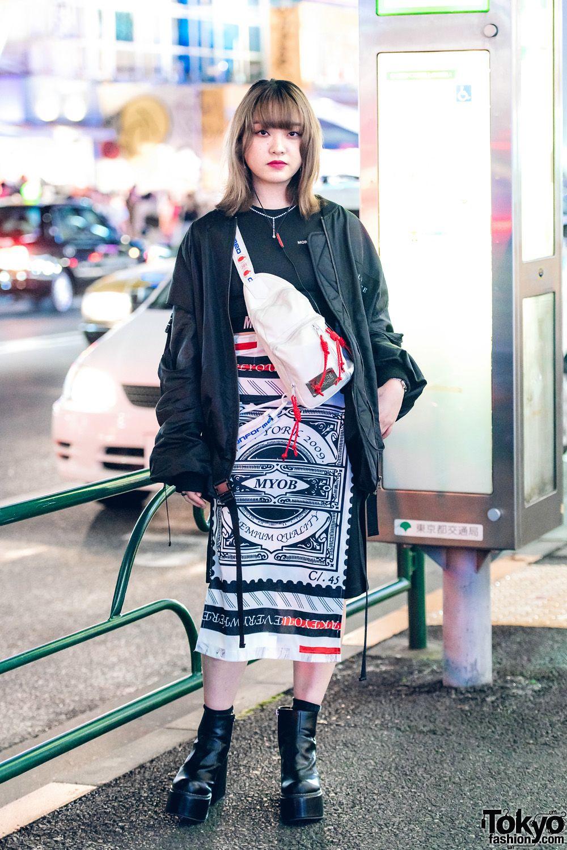 7b578f254 Harajuku Womens Streetwear w/ MYOB NYC, More Than Dope, Vivienne Westwood,  Kinji & YRU