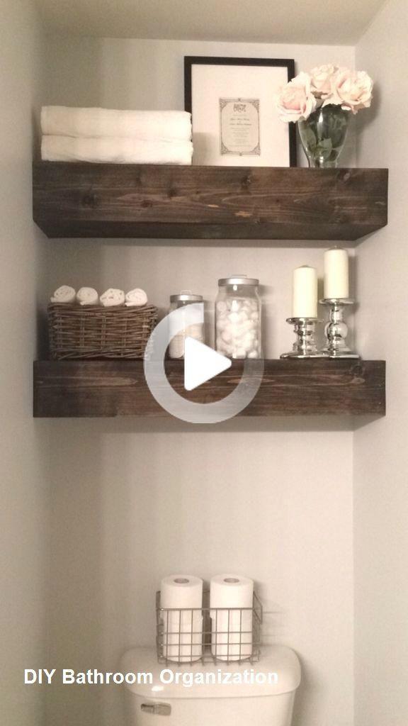 Photo of DIY Bathroom Organization Ideas