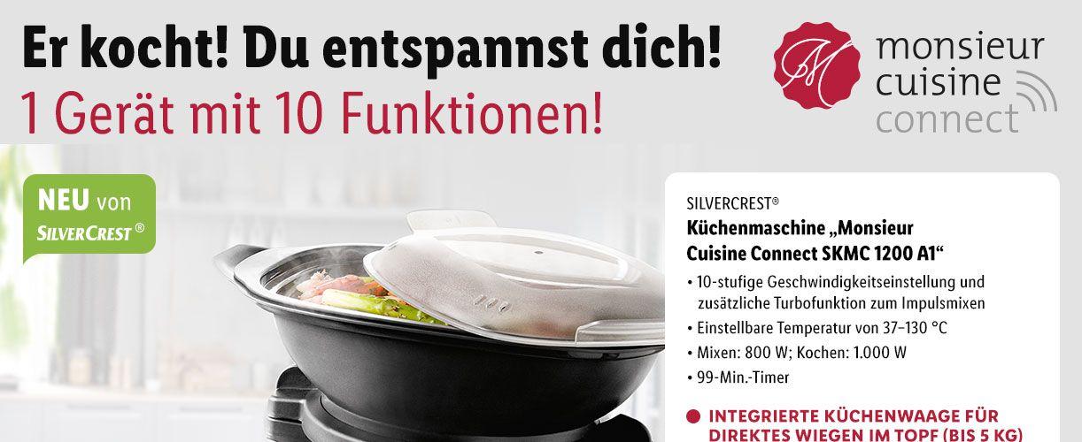 Monsieur Cuisine Connect Lidl Deutschland Lidl De Kochrezepte