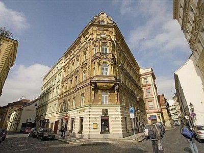 Prague 1 - Stare Mesto apartment rental - Building where apartment is located