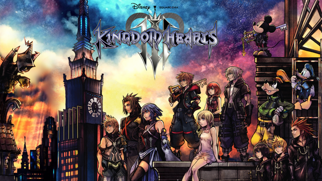 Kingdom Hearts Coming To Disney The Game Of Nerds Kingdom Hearts Kingdom Hearts 3 Kingdom Hearts Ii