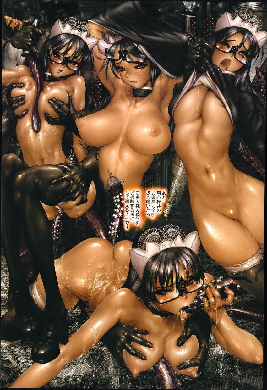 Sex anime hot scene