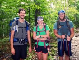 """You Get to Know People on the A.T. For Who They Are Appalachian Trail article by """"Popeye"""""""