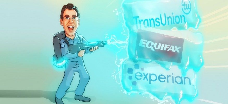 How To Freeze Your Credit With Experian Equifax And Transunion In