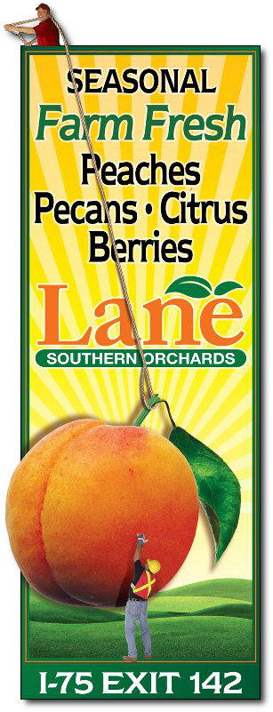 ince 1908, Lane Southern Orchards has been dedicated to