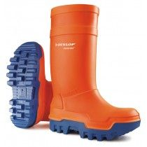 10 Orange S5 Gr Dunlop Stiefel Purofort Thermo