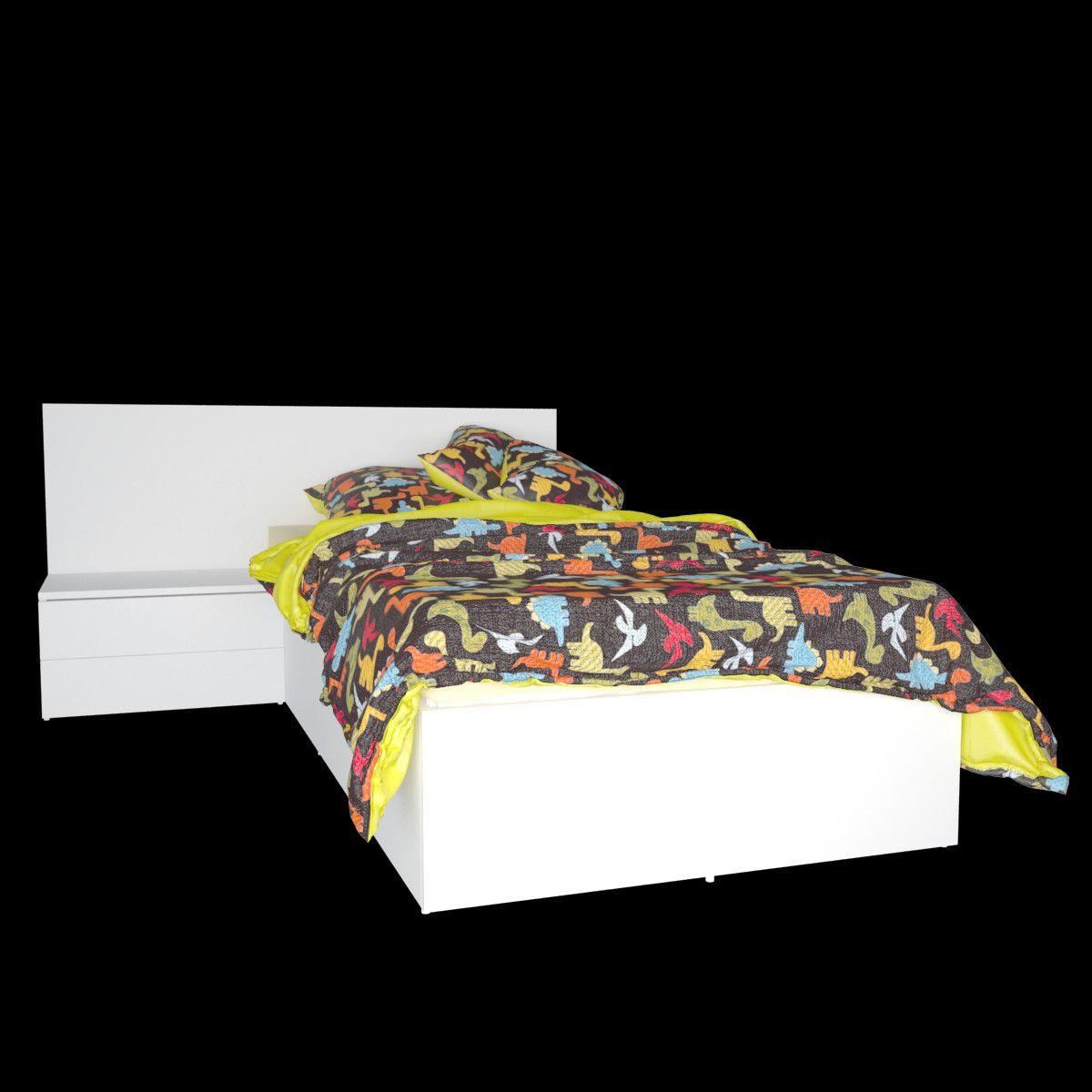 v ray bed mattress pillow 3d model 3d model 3d modeling