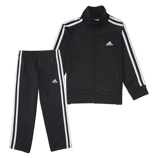 Baby Boys 2 Pc. Tricot Jacket & Jogger Pants Set