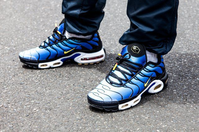 nike air tn bleu
