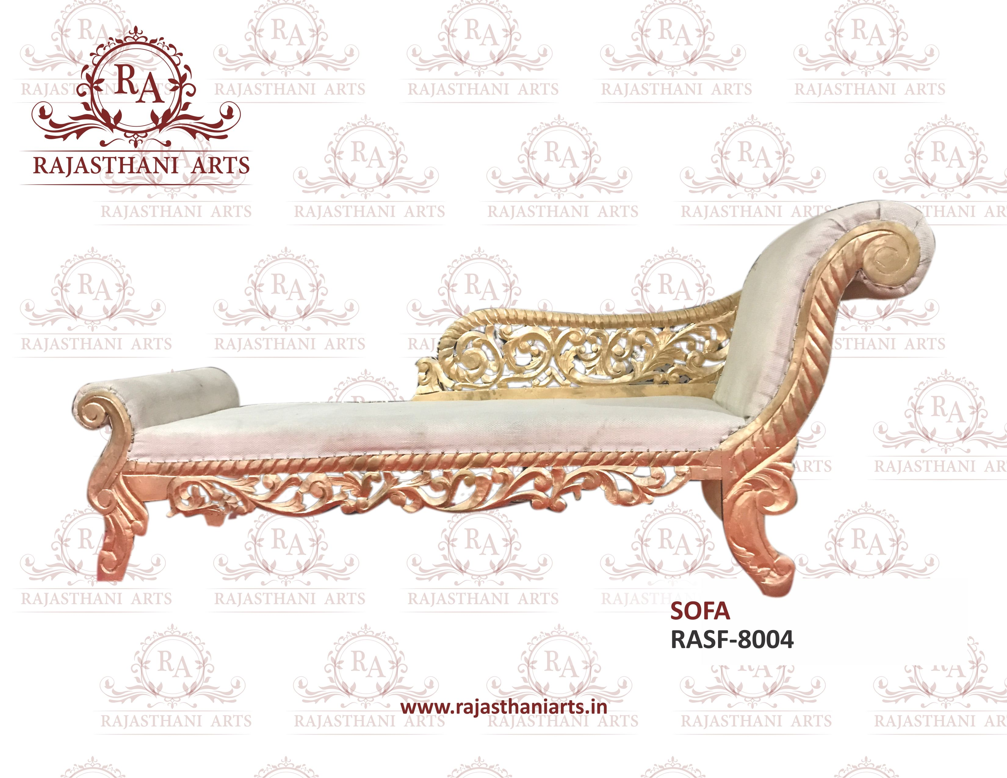 Indian Royal Traditional Diwan By Rajasthani Arts Made With
