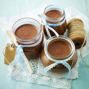 Homemade chocolate hazelnut spread is part of home Made Chocolate - Treat your toast!Search triple tested recipes from the Good Housekeeping Cookery Team