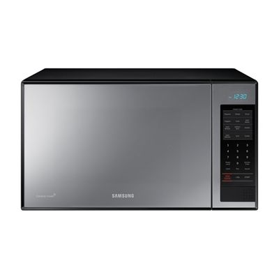 Samsung 1 4 Cu Ft 850 Watt Countertop Microwave Mirror Countertop Microwave