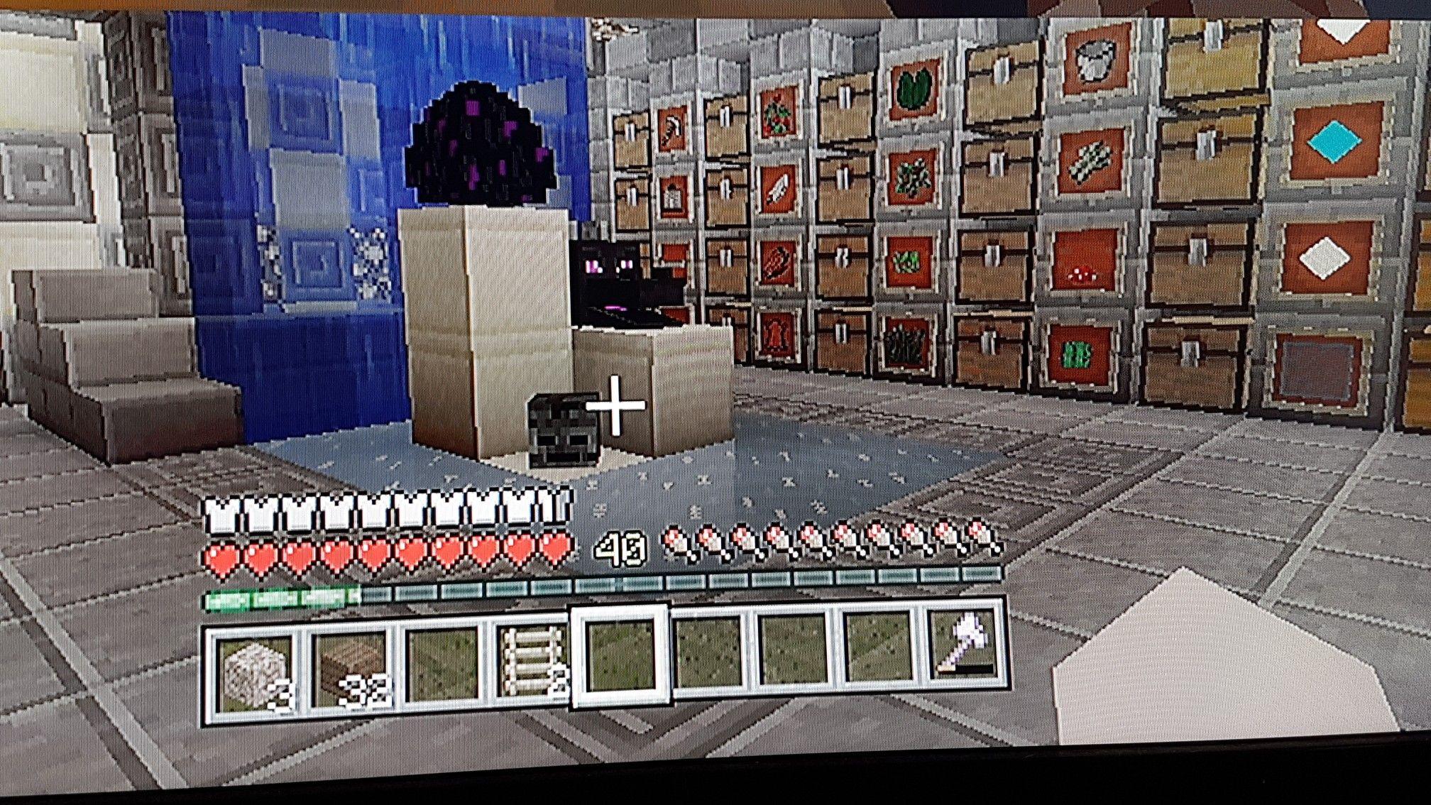 xbox 10 minecraft chest room idea  Minecraft underground