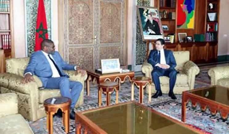 السيد ناصر بوريطة يجري مباحثات مع نظيره الليبيري حول التعاون الثنائي بين البلدين Home Decor Decor Home