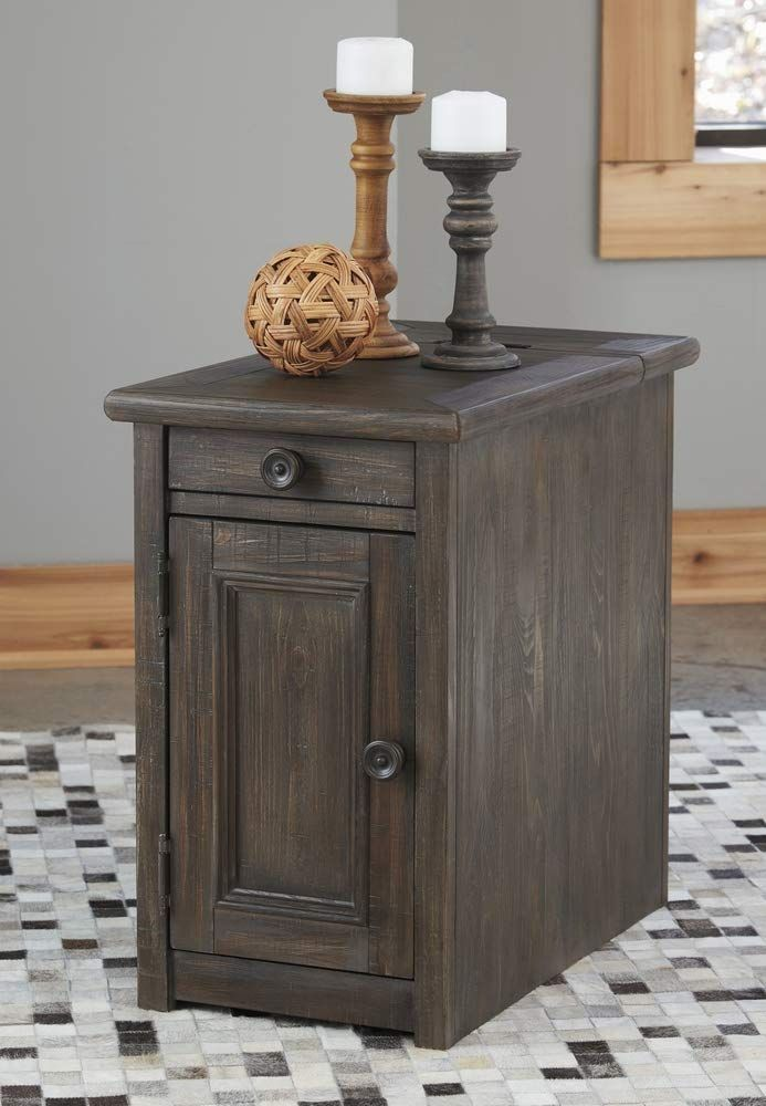 Best End Table Rustic Brown Furniture Collection 400 x 300