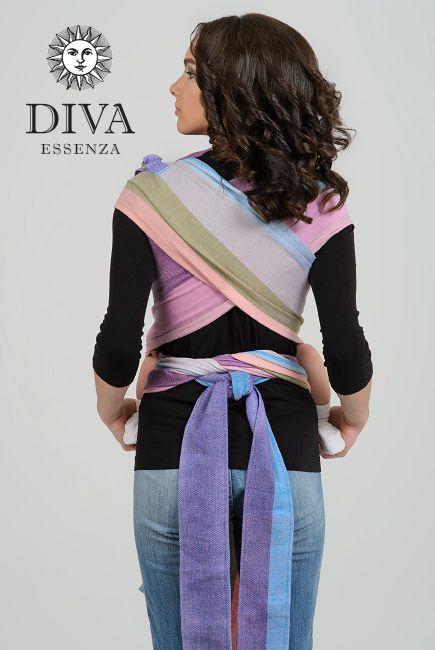 ab717d8d79f Diva Essenza Mei Tai 100% cotton twill weave  Porto