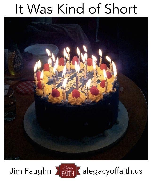 It Was Kind Of Short Kue Kue Ulang Tahun Ulang Tahun