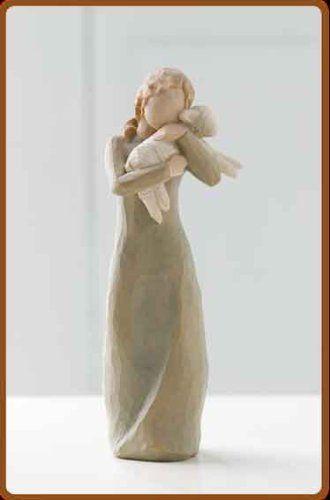 Willow Tree Peace On Earth Figurine