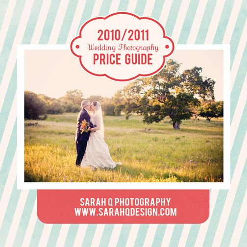 sarah q price guides - flip book style Blogging tips and tricks - guide templates