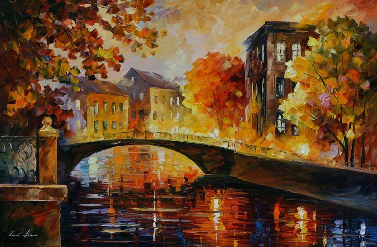 Dipinti Paesaggi Autunnali Dipingere Paint Everything