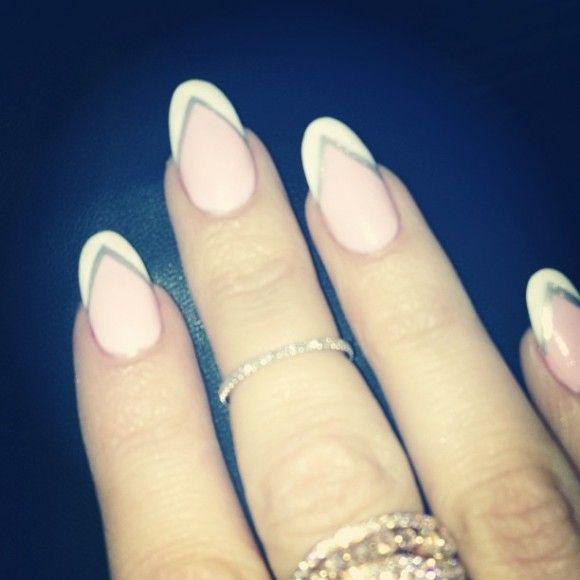 Khloe Kardashian Nails | khloe-kardashian-nails-manicure-9 | Nails ...