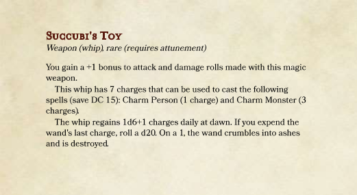 Homebrew for Whips in D&D 5e | Dungeon Solvers | Warlock dnd, Dnd