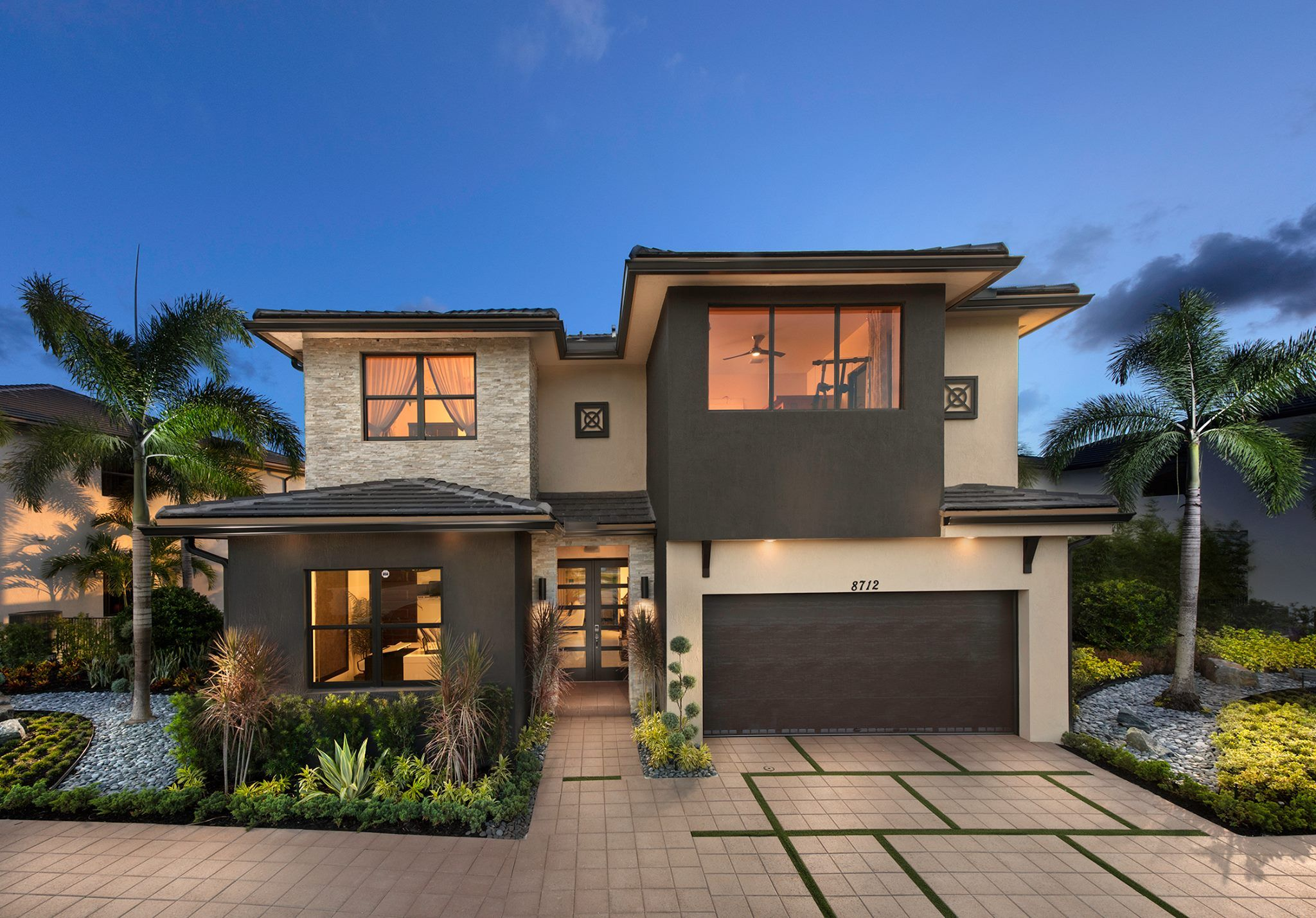 How Would You Describe This Home From Miami Fl New House Plans House Plans Modern House Design