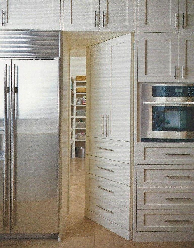 Nice 35 Insanely Creative Hidden Doors For Secret Rooms: 75+ Best Insanely Creative Hidden Door Designs For Storage
