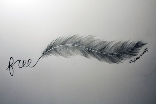 """I want to do something similar on my right wrist with the word """"write"""" and the feather as a quill wrapping around the back of my forearm"""