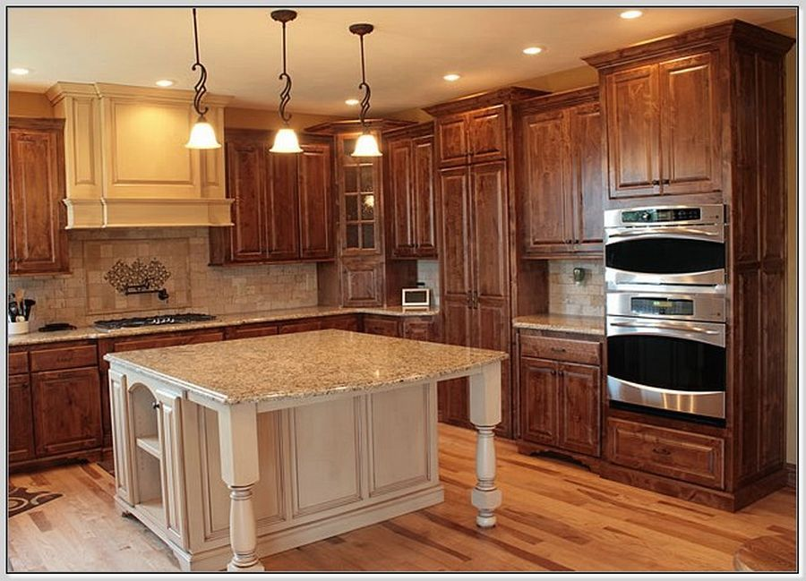 Wood kitchen for sale near me for small kitchen